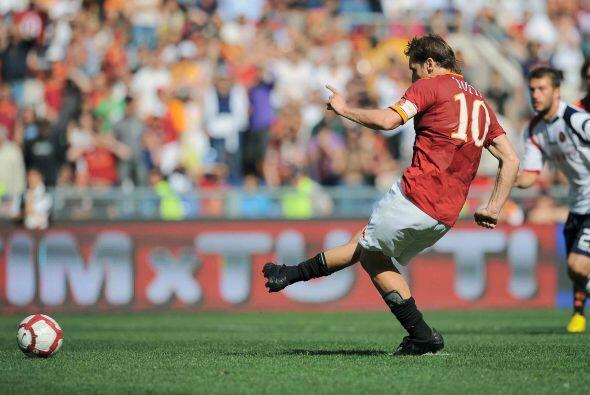 Ese resultado le daba el título al Inter, pero al minuto 83 se marcó un...