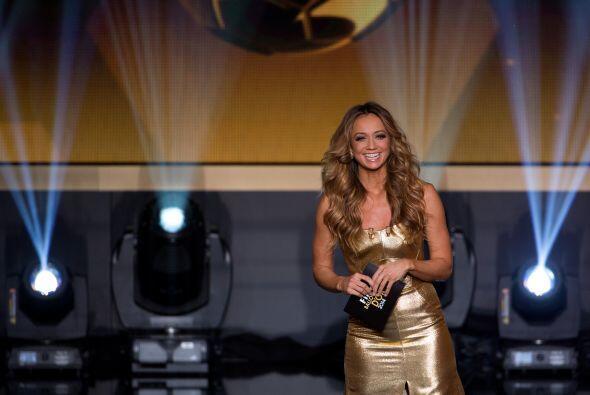 Kate Abdo, fue la sensación en la gala del Balón de Oro, p...