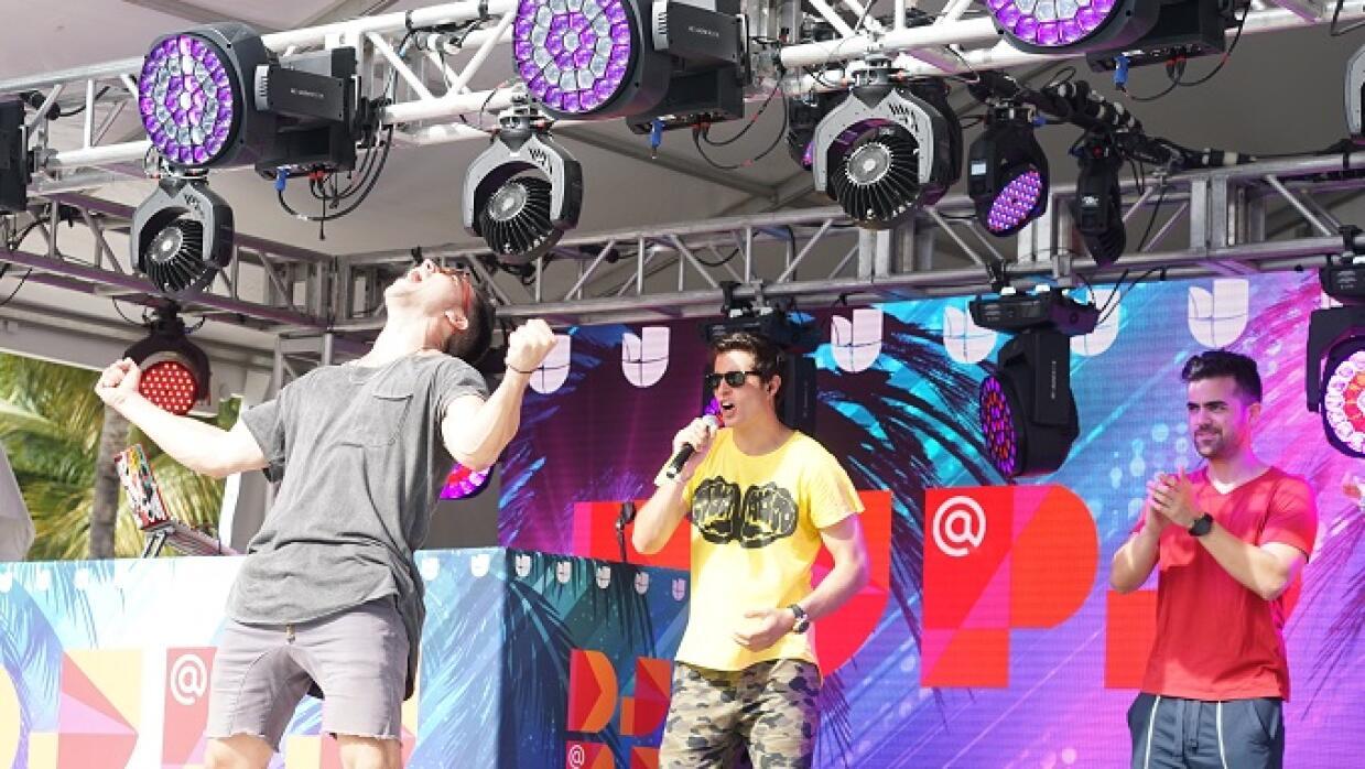 DJ Casassa derrochó energía en DJ@PJ 2015