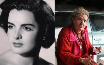 Alma Delia Fuentes se encontraba en abandono.