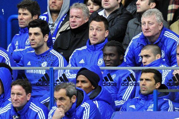 Además de jugadores como David Luiz o Cahill, si se recupera por complet...