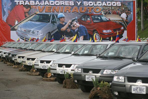 Venirauto: La propuesta de Hugo Chávez por vender los llamados 'autos so...