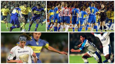 Boca Juniors cumplió 112 años y estos son sus míticos choques contra clubes de la Liga MX
