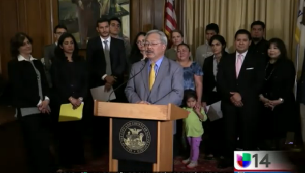 La Junta de Supervisores de San Francisco acordó en 2014 invertir más de...