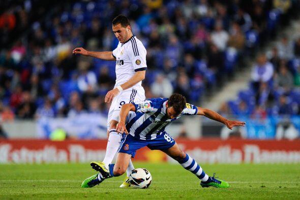El Espanyol apeló al orgullo y no le dio facilidades al Real Madrid.