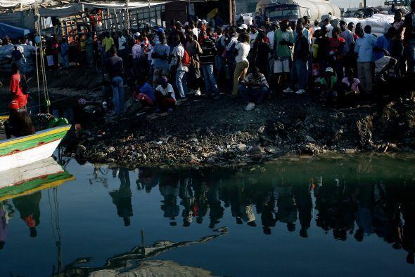 Después del terremoto que golpeó fuertemente a Haití, el 12 de enero del...