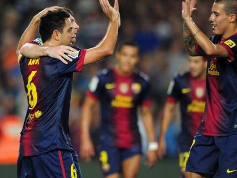 El Barcelona le ganó al Granada en un partido en el que cre&oacut...