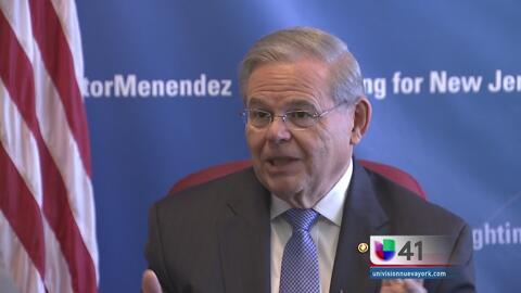 Bob Menendez cree que el embargo continuará