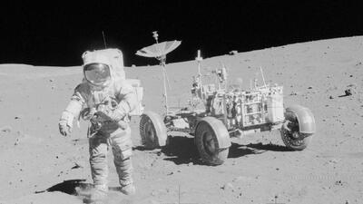 Apollo 15 Moon Rover