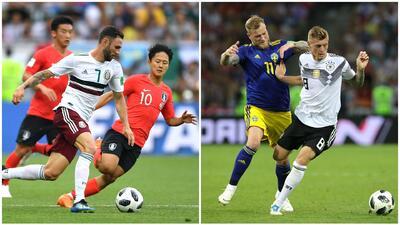 La agenda del Tri luego de la victoria ante Corea del Sur y la remontada de Alemania sobre Suecia
