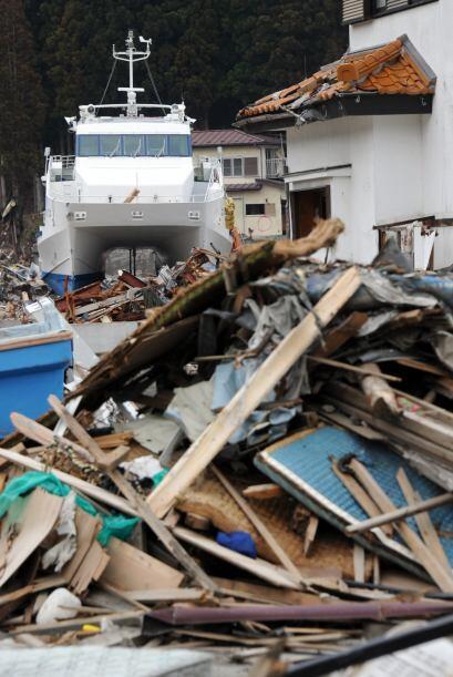 Después se ubica Iwate con 4,440 y Fukushima con 1,544 fallecidos, según...