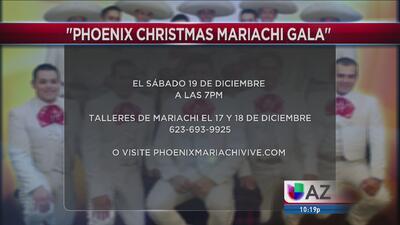 """Phoenix Christmas Mariachi Gala"""