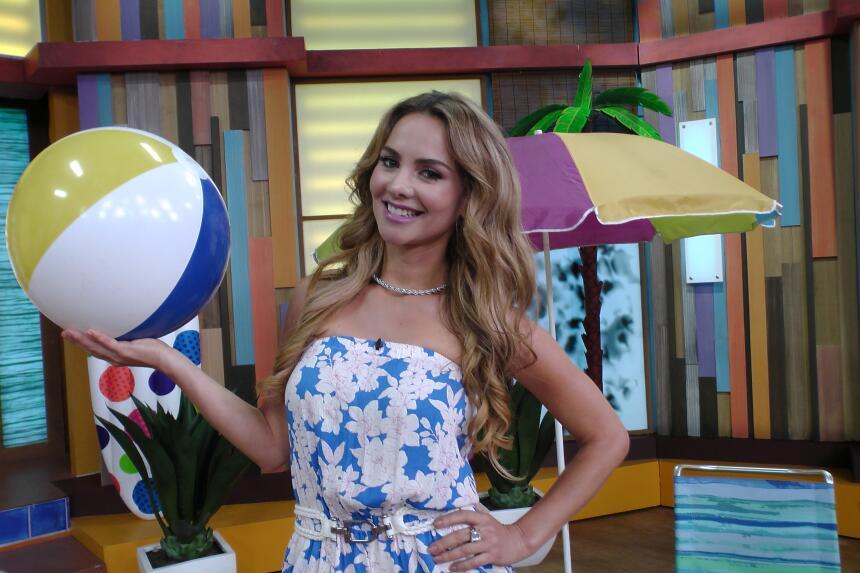Así son los días con Ximena Córdoba