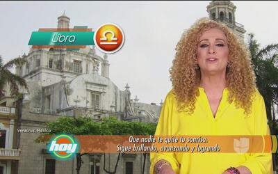 Mizada Libra 26 de junio de 2017