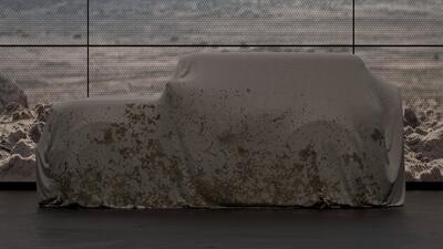 Esta imagen de la Ford Bronco 2020 ganó el internet en la semana que ter...
