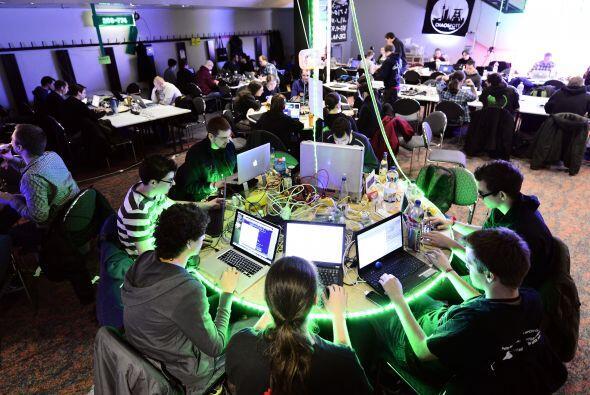 El mayor congreso europeo de piratas informáticos, organizado por...