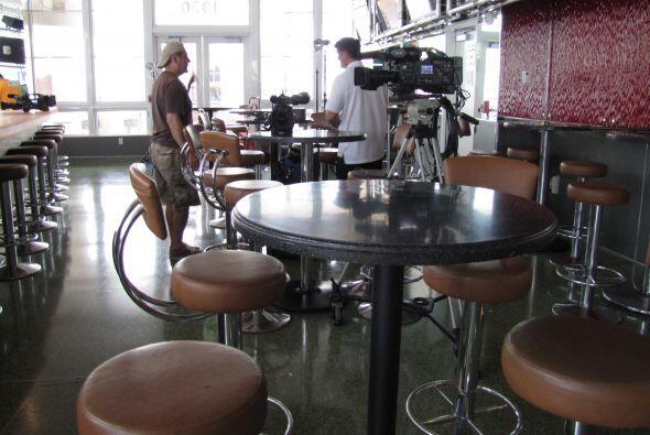 Este bar fue una de las locaciones del programa.