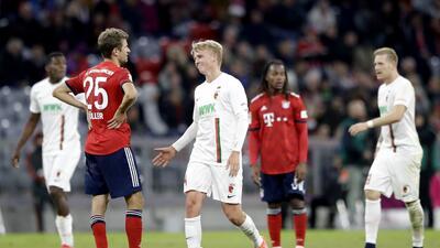 En fotos: Bayern Munich cortó su racha victoriosa en Bundesliga con empate en casa