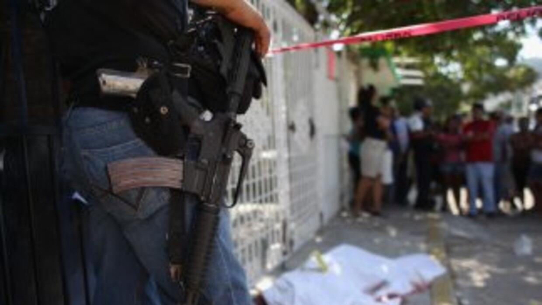 """Autoridades indicaron que a """"El Metralleta""""se le relacionacon las ejec..."""