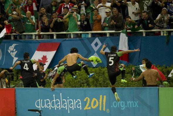 Aunque la amargura de los aficionados se entiende, México venció a la ´a...