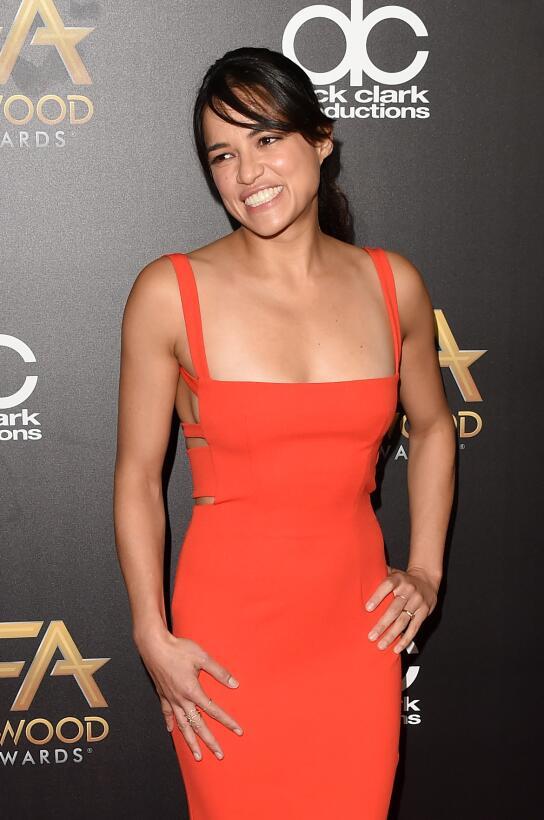 Michelle Rodríguez, la sensual 'boxeadora' de Hollywood GettyImages-4952...