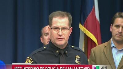 DICIEMBRE Anthony Treviño reemplaza a William McManus El Jefe de Policí...
