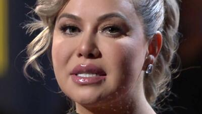 Chiquis Rivera terminó en lágrimas tras cantar a dueto con su fallecida madre Jenni Rivera