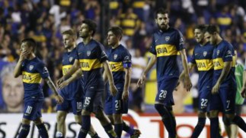El equipo Xeneize jugó con equipo alternatvo el encuentro ante San Lorenzo.