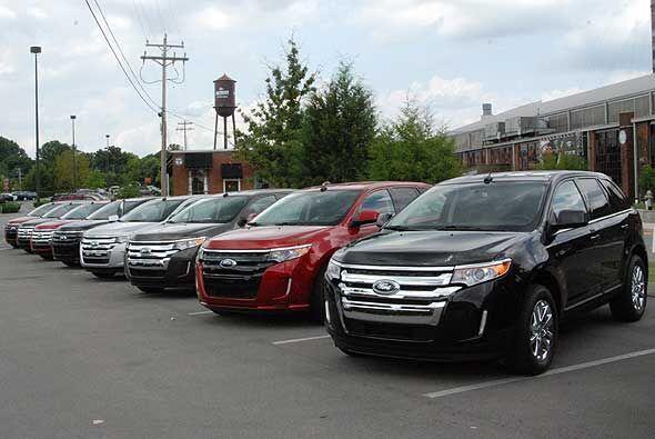 Desde su introducción en la industria en el año 2006, Ford lleva vendida...