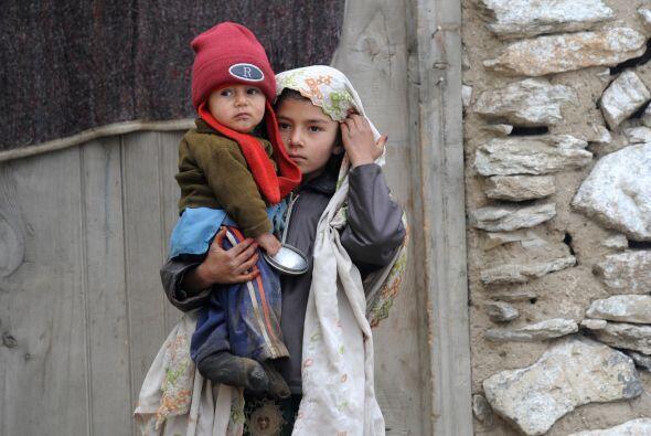 El número de niños muertos por la guerra en Irak se descon...