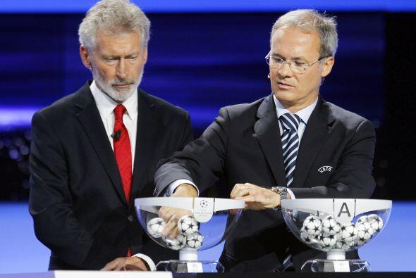 También estuvieron el ex futbolista alemán Paul Breitner y Giorgio March...
