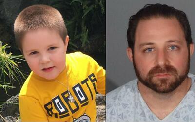 Arrestan al padre del niño desparecido en Pasadena hace dos meses por el...