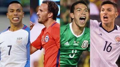 Las revelaciones que nos dejó la Copa América Centenario