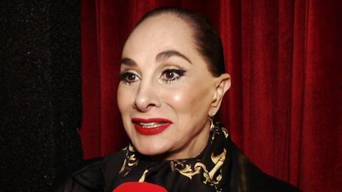 A Susana Dosamantes se le iluminan los ojos al contar que pasará la Navi...