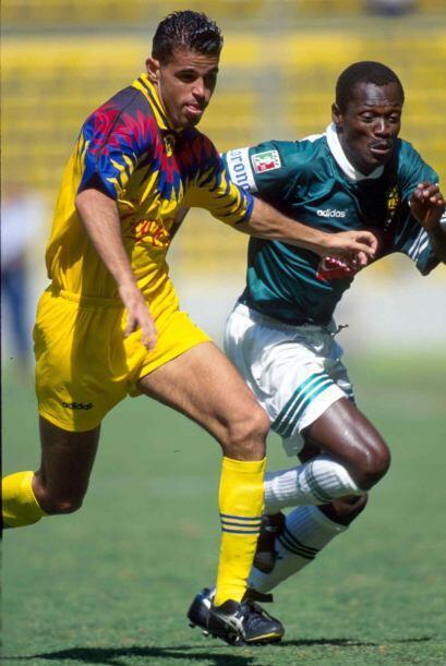 -El torneo Invierno 1997 registra un duelo en Liguilla, el marcador glob...