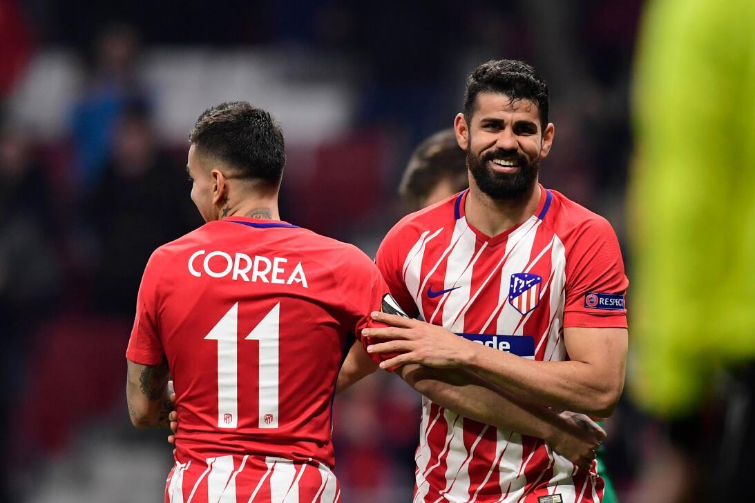 Resultados de los octavos de final de la Europa League 2017/2018 gettyim...