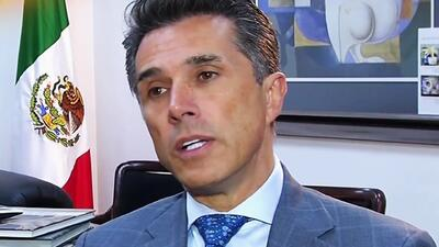 Sergio Mayer aclara si le gustaría ser presidente de México y responde a los escándalos sobre su carrera política