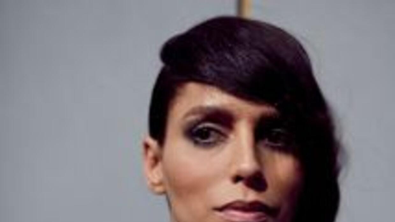El modelo travesti brasileño, Lea T, desfilará en traje de baño por prim...