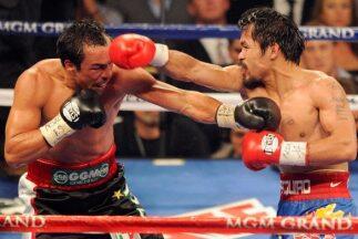 Juan Manuel Márquez y Manny Pacquiao podrían enfrentarse e...