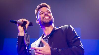 Ricky Martin estará en Premio Lo Nuestro 2015