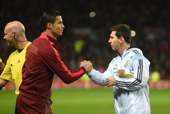 En uno de los duelos más esperados de la jornada, Portugal y Argentina,...