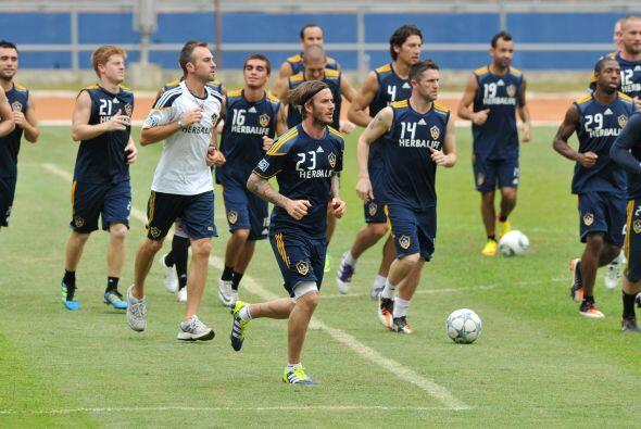 Los futbolistas hicieron un trabajo especial para no sufrir del 'Jet lag'.