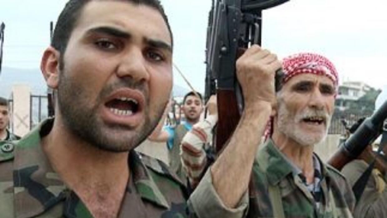 La capital siria ha sido escenario de cuatro días consecutivos de enfren...