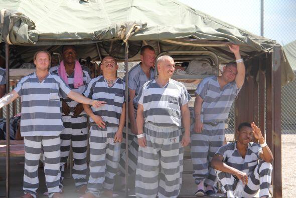 El Condado Maricopa tiene unos 8,300 prisioneros bajo la supervisión de...