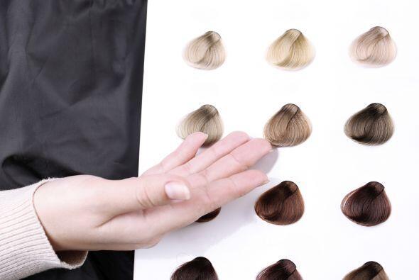 ¿Por qué pasa esto? Depende mucho de tu color de cabello, ya que no siem...