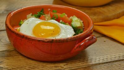 Ponle color a tu comida, la recomendación de los expertos para comer más sano