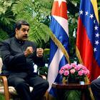 En fotos: Miguel Díaz-Canel se estrena en la presidencia de Cuba recibiendo al venezolano Nicolás Maduro en La Habana