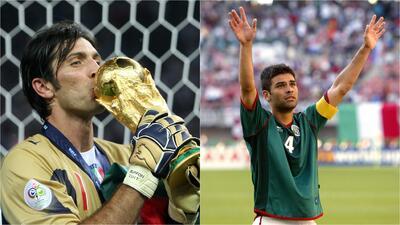 Las grandes figuras del fútbol con más participaciones en mundiales