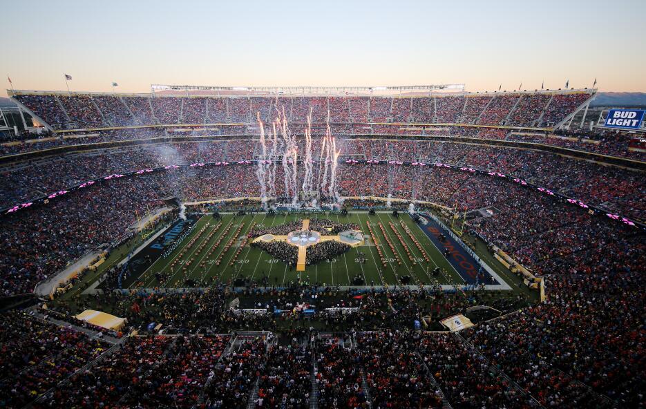 El estadio Levi's se convertirá en sede de varios partidos de la Copa Am...