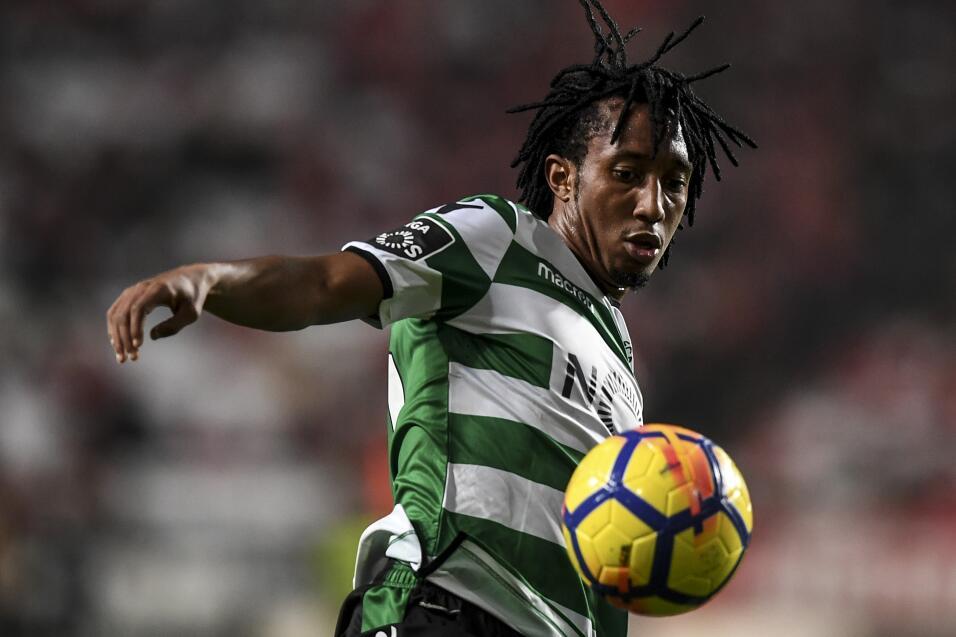 Gelson Martins podría llegar al Liverpool, desde el Sporting C.P....